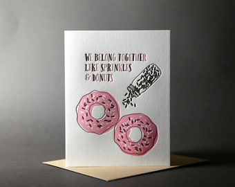 Donuts + Sprinkles