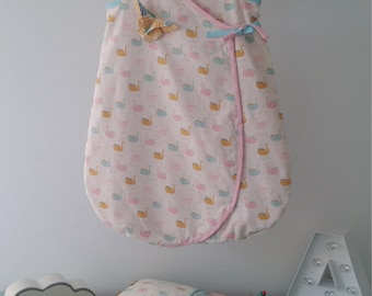 Swaddle baby girl 3/6 months