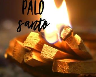 Palo Santo (Holy Wood) smudge stick
