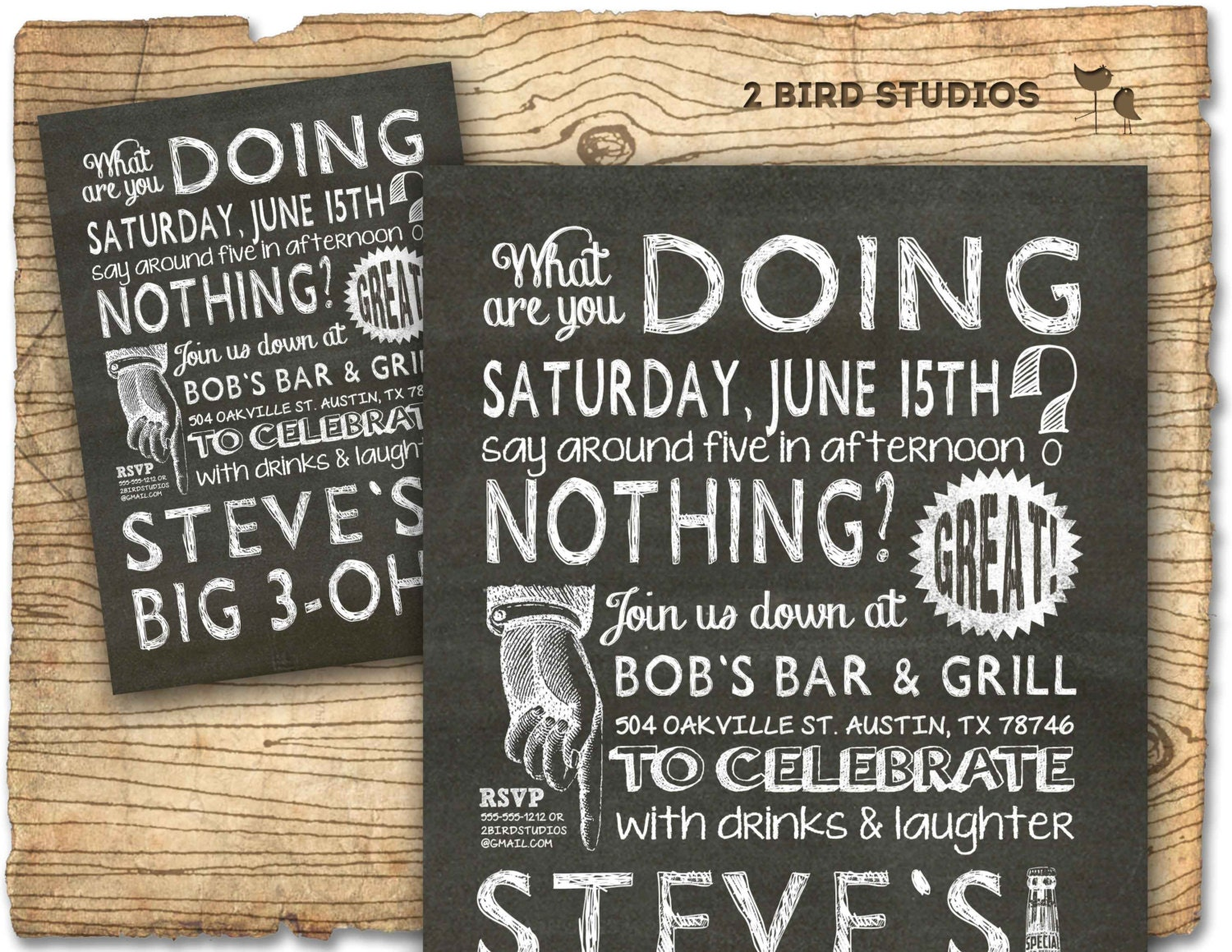 Free Online Birthday Party Invitation Card Picture Ideas References - Birthday party invitation template free online