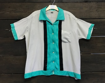 Vintage 50s/60s Bowling Shirt