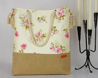 Beach tote bag/ duffle bag/holiday bag/ summer bag