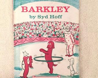 Vintage Barkley Children's Book
