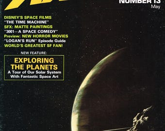 Starlog - Magazine No # 13  – 1978