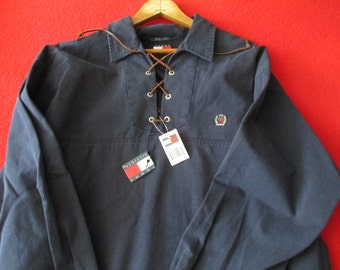 Tommy Hilfiger laced shirt