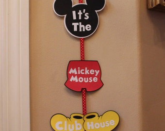 Anniversaire Mickey Mouse Decor