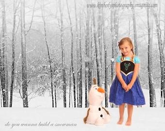 Anna Dress, Princess Anna Dress,  Anna Frozen Dress, Anna Dress Up, Anna from Frozen Dress,  Sizes from  12 months  to 8