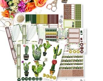 Cactus - BIG Happy Planner