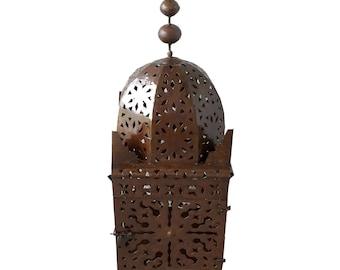 SOFIA iron lantern - large