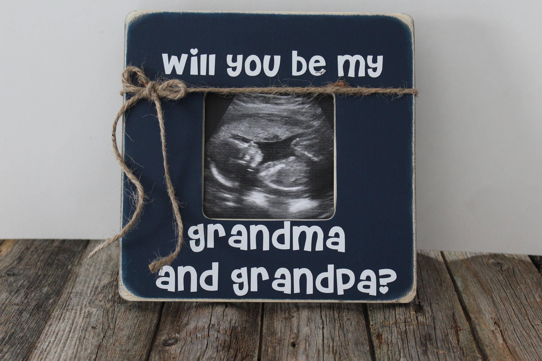Großeltern Bilderrahmen werden Sie mein Opa und Oma