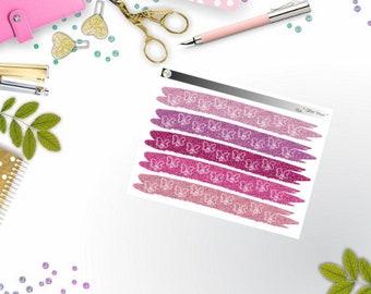 basics - glitter bows (EC, Happy Planner Stickers)