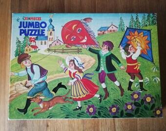 Jumbo Puzzle 35 Pieces