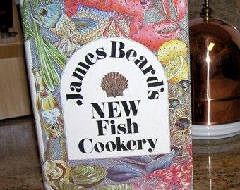 JAMES BEARD New Fish Cookery 1976