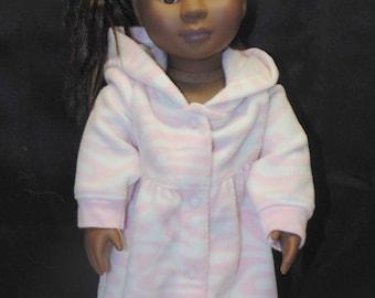 """18"""" Doll Bathrobe"""