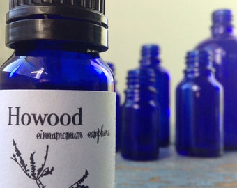 Ho Wood Essential Oil - Aromatherapy - Essential Oils