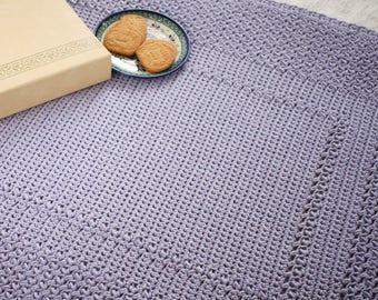 Crochet Blanket Pattern - Story Book Baby Blanket Crochet Pattern by Hidden Meadow Crochet - P-StoryBook