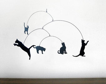Hanging Mobile | HERE KITTY KITTY