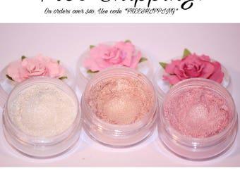 Loose Highlighter, Blush, Bronzer Makeup Illuminator