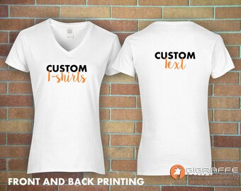Create Custom Tshirts Online with TshirtMan.com Design Shirts ...