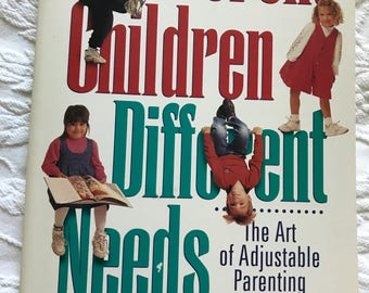 Book, Different Children Different Needs by Charles Boyd