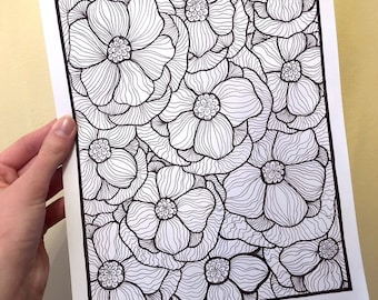 Coloring Pages For Adults That You Can Print : I love you coloring page coloring book pages printable adult
