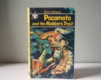 Pocomoto vintage book 1968 Rex Dixon