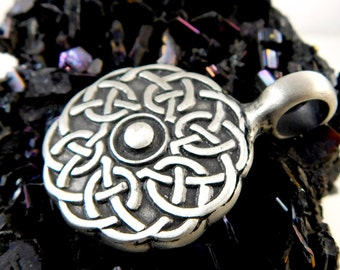 Pewter Celtic Knot Pendant