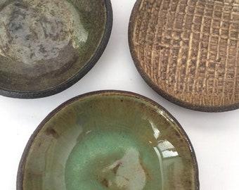 House Warming Gift, Hostess gifts, Handmade Ceramic Bowls Set of 3, Gift sets