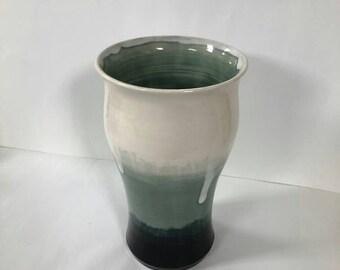 Winter Fog Vase