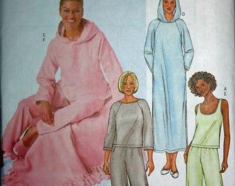 Loungewear Pattern - Butterick 4038