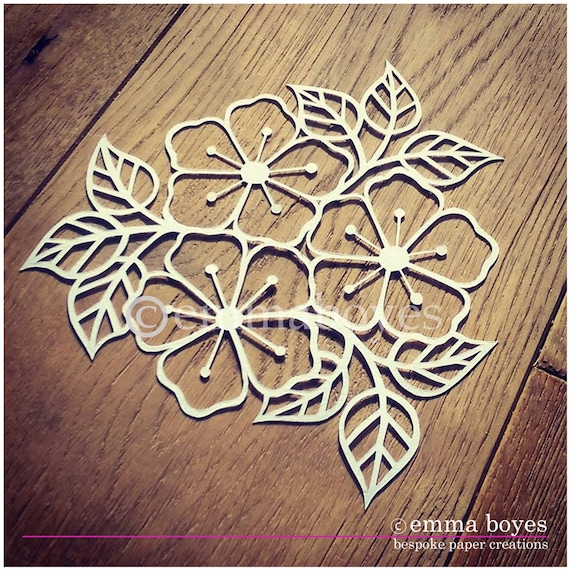 flower paper cutting templates koni polycode co