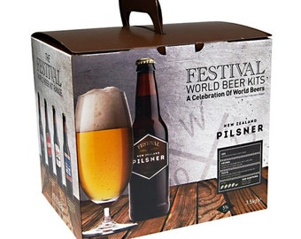 Festival Premium Ale Beer Kit New Zealand Pilsner