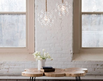 We design you customize one of a kind by thelightfactory on etsy the 18 bubble chandelier 13 diameter led lighting ceiling light bubble light pendant light aloadofball Gallery