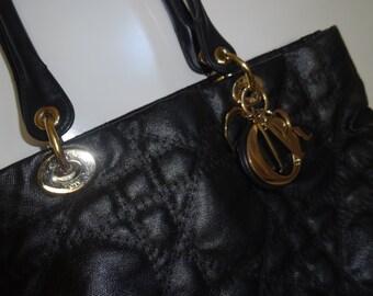 Vintage Authentic Christian Dior Handbag.