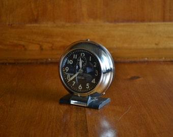 1940's Wind-Up Baby Ben Westclox Clock