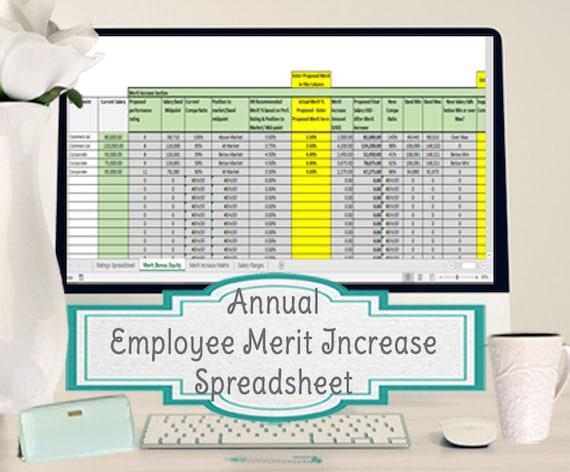 employee spreadsheets
