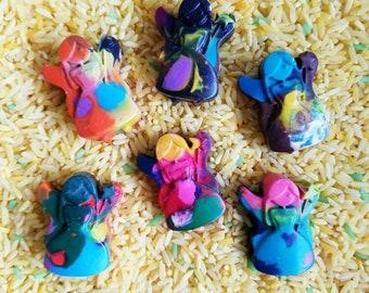 Fairy Princess Crayon Set / Set of 6