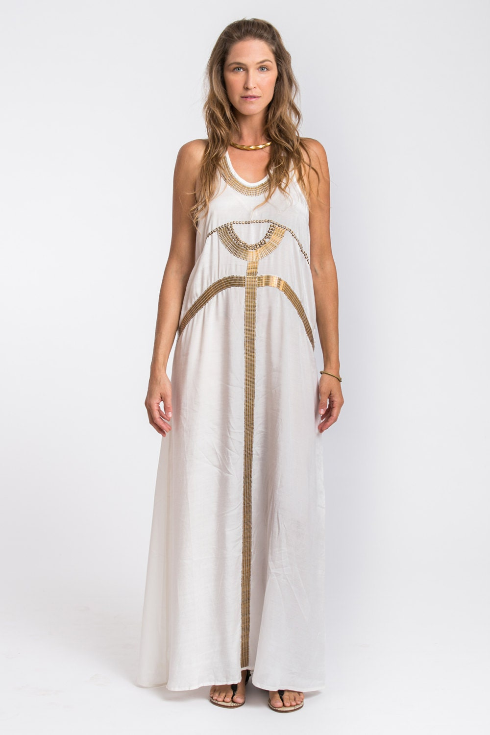 Egyptian Evening Dress