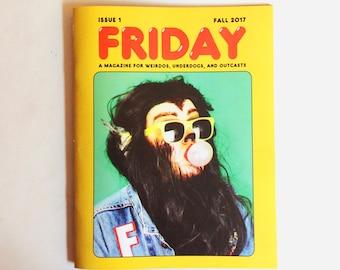 FRIDAY Magazine Issue #1