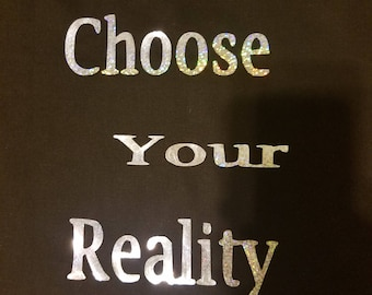 Choose Your Reality Exclusive Tote