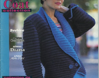 Women's Jackets and Coats Knitting Pattern Book 519 (Jacket & Coat collection); Very Good; USED