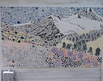 Rocky Mountain Bloom Mosaic