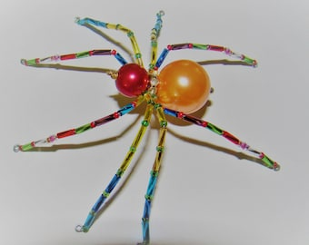 Christmas Spider Mult Color- Roseann