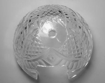 WATERFORD Crystal - Replacement Parts - Side Light Base Part