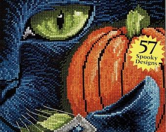 Halloween 2016 by Just Cross Stitch Magazine