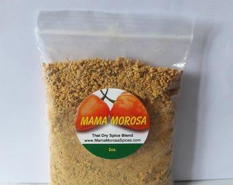 Thai Spice Blend 2oz. Bag