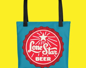 Lonestar Tote Bag