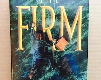 The Firm by John Grisham Legal Thriller Vintage Book 1991 Crime Thriller Suspense Book