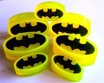 Batman mold, soap mold, plastic mold, hero mold, soaps molds, bath bombs mold, chocolate mould, fondant mold, big mold, moldsold