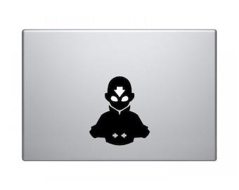 Aang Laptop Vinyl Decal Sticker Avatar Gift Home Decor